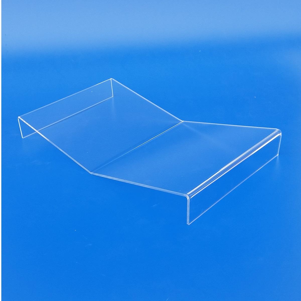 Leggio in plexiglass da tavolo ad m su misura taglio laser - Costruire un leggio da tavolo ...