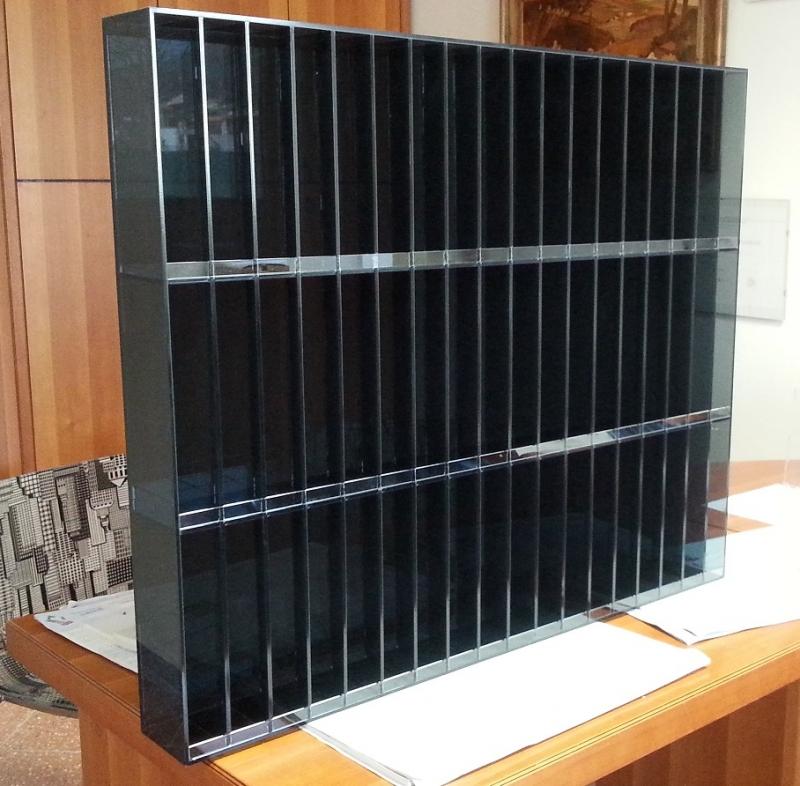 Casellario albergo - Hotel in plexiglass