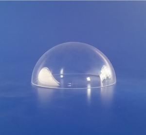 Cupole mezze sfere in plexiglass