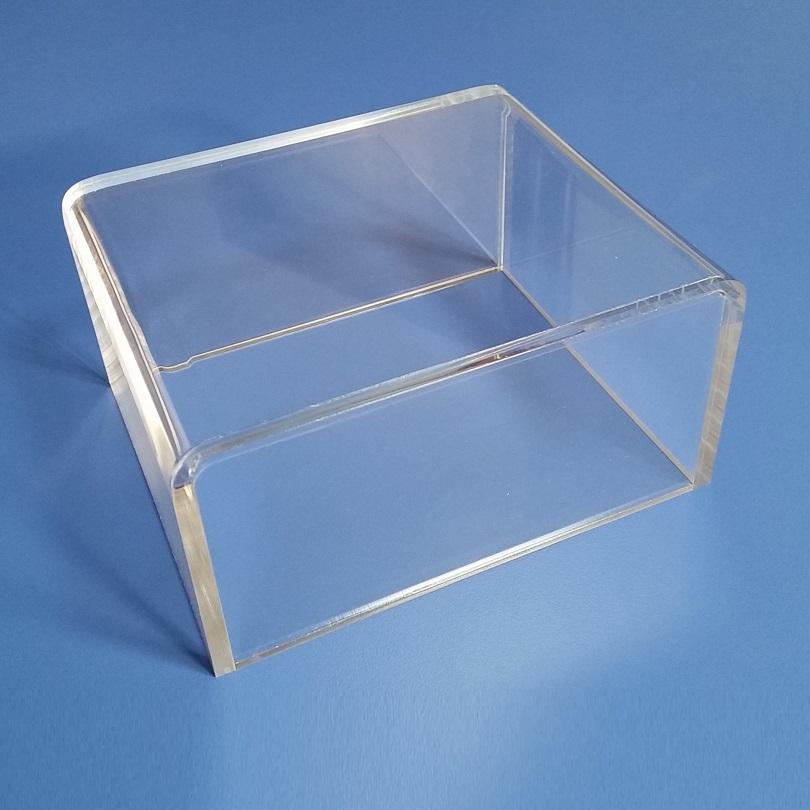 Teca Coperchio Copertura Plexiglass