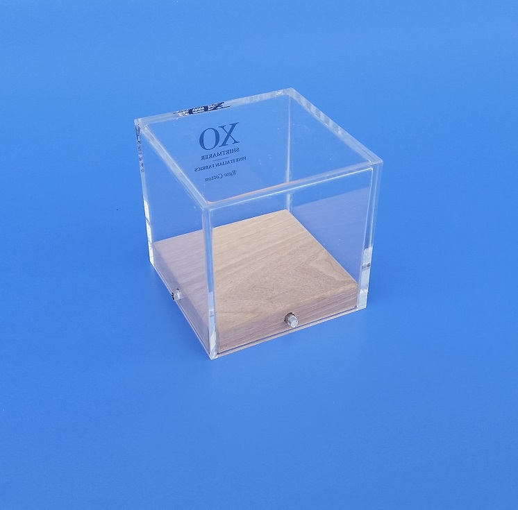 Teca in plexiglass per Modellismo Collezionismo Musei