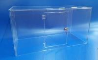 Vetrinetta Bacheca Cubo in plexiglass