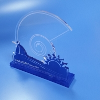Trofeo in plexiglass - Premiazione sportiva