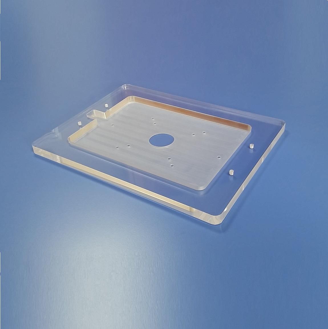 Antitaccheggio Tablet in plexiglass