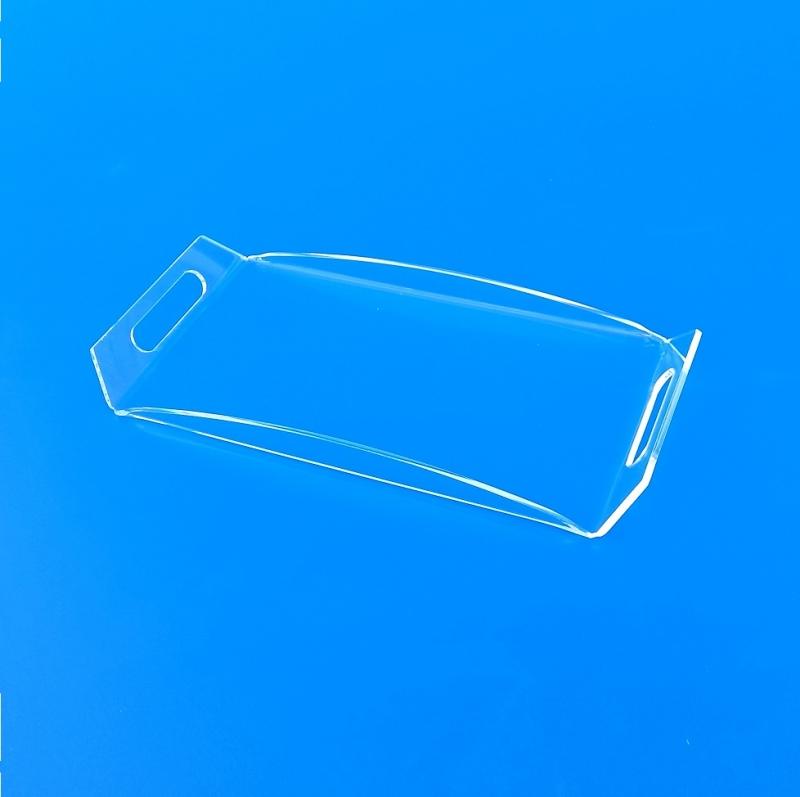 Vasoio in plexiglass personalizzabile con stampa a colori o marcatura laser. Prezzi online.