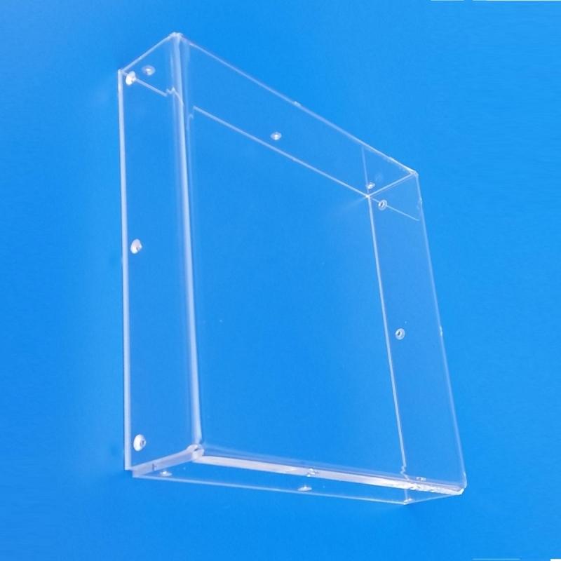 Teche in plexiglass per quadri su misura