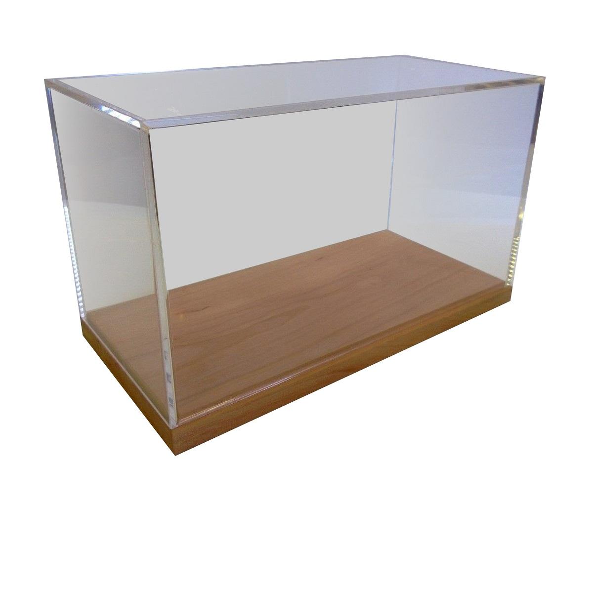 Cubo espositivo plexiglass