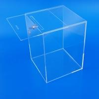 Urna, Salvadanaio, Box per raccolta fondi, questionari, donazioni, offerte, votazioni.